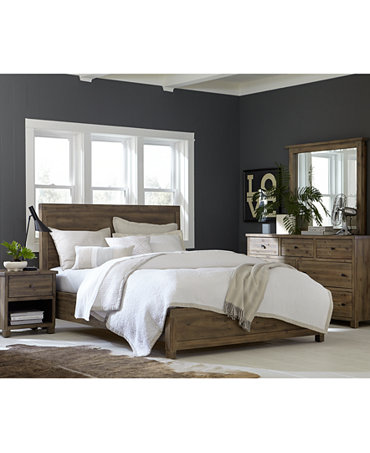 Canyon Bedroom Furniture Collection Only At Macy 39 S Furniture Macy 39 S