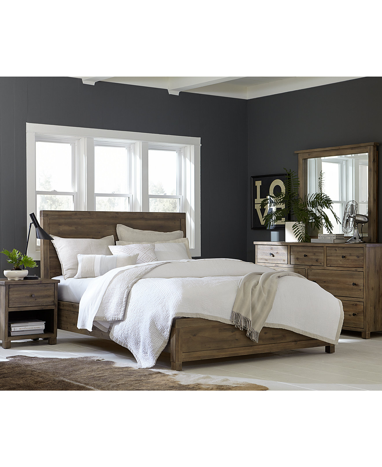 Macys Furniture Bedroom Canyon Bedroom Furniture Collection Only At Macys Furniture
