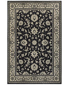 Oriental Weavers Richmond Pira Charcoal/Ivory Area Rugs