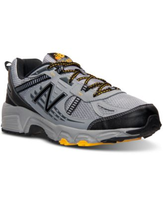 Image of New Balance Men's MT 410 Running Sneakers from Finish Line