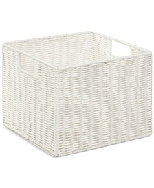 Honey-Can-Do Parchment Cord Storage Basket