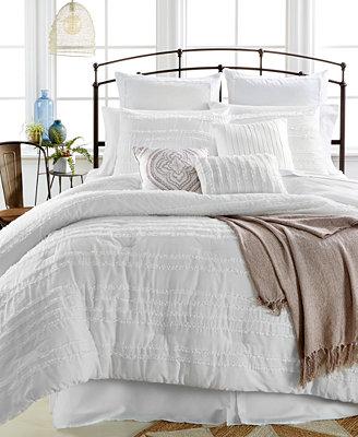Bellaire 10 Pc Queen Comforter Set Bed In A Bag Bed