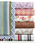 CLOSEOUT! Printed Sheet Sets, 220 Thread Count, Created for Macy's