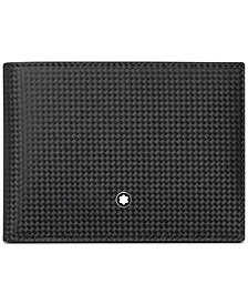 Montblanc Men's Black Leather Extreme Wallet 111143