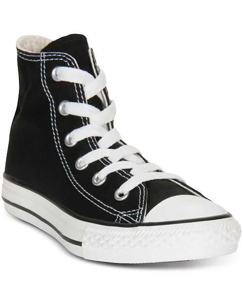 892347aa04 Little Boys' & Girls' Chuck Taylor Hi Casual Sneakers from Finish Line