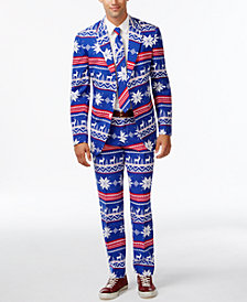 OppoSuits The Rudolph Slim-Fit Suit and Tie