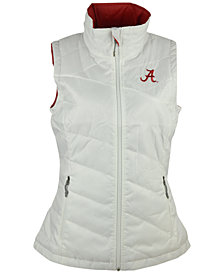 Columbia Women's Alabama Crimson Tide Powder Puff Vest