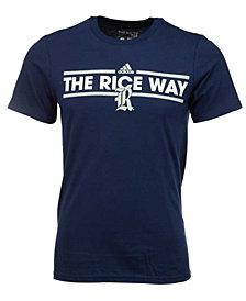 adidas Men's Rice Owls Dassler Local T-Shirt