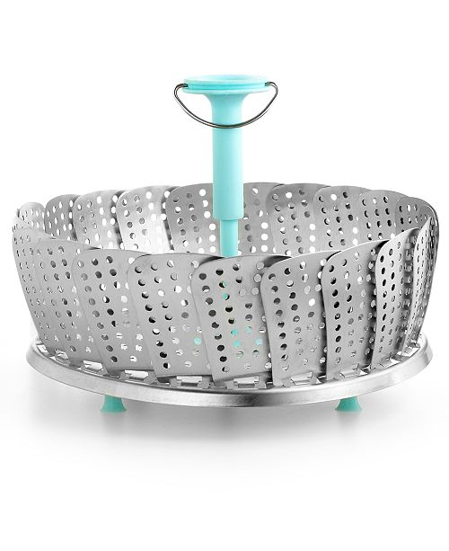"Martha Stewart Collection 11"" Vegetable Steamer, Created for Macy's"