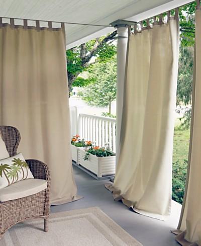 Elrene Matine Indoor/Outdoor Window Treatment Collection