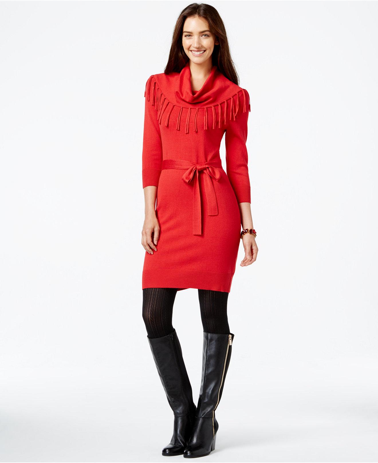 SWEATER DRESS - Tamunsa Delen