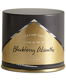 Illume Blackberry Absinthe Vanity Tin Candle