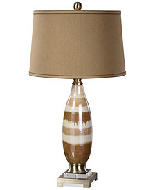 Uttermost Albiolo Ceramic Table Lamp