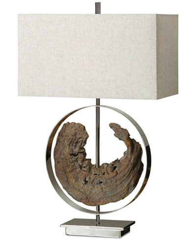 Uttermost ambler driftwood table lamp lighting lamps for the uttermost ambler driftwood table lamp mozeypictures Image collections