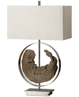 Uttermost Ambler Driftwood Table Lamp