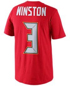 Men's Jameis Winston Tampa Bay Buccaneers Pride Player T-Shirt