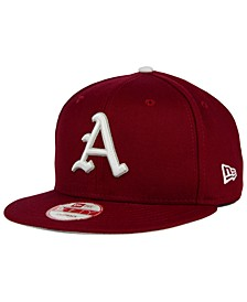 Arkansas Razorbacks Core 9FIFTY Snapback Cap