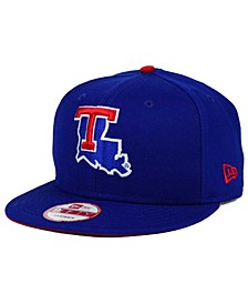 Louisiana Tech Bulldogs Core 9FIFTY Snapback Cap
