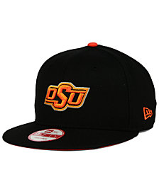 New Era Oklahoma State Cowboys Core 9FIFTY Snapback Cap