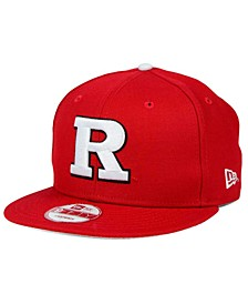 Rutgers Scarlet Knights Core 9FIFTY Snapback Cap