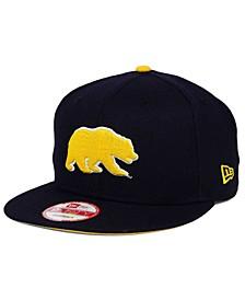 California Golden Bears Core 9FIFTY Snapback Cap