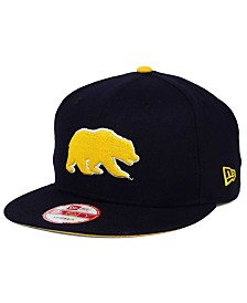 New Era California Golden Bears Core 9FIFTY Snapback Cap