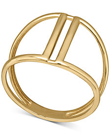 Openwork Ring in 14k Gold