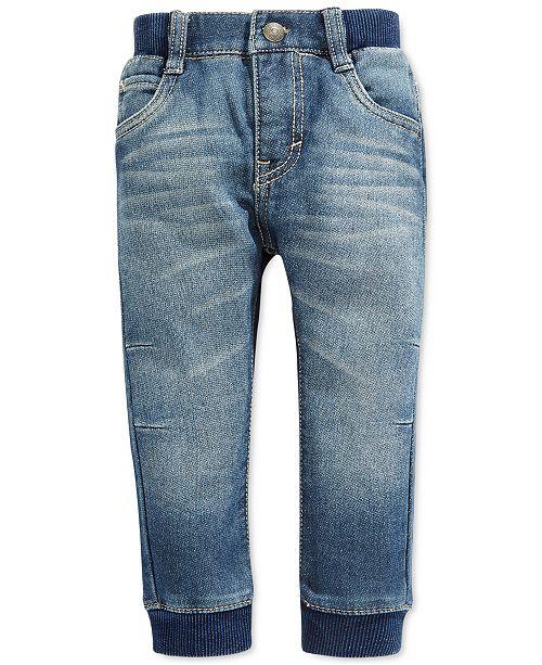 af1735f63f2a Levi s Baby Boys Knit Jogger Pants   Reviews - Leggings   Pants ...
