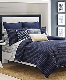 CLOSEOUT! Nautica Brindley European Sham