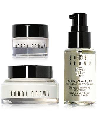 $25 Bobbi Brown Bobbi's Skincare on the Fly Set @ Macy's