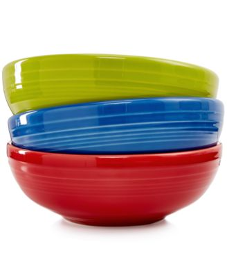 fiesta extra large bistro bowl collection - Fiestaware Sale
