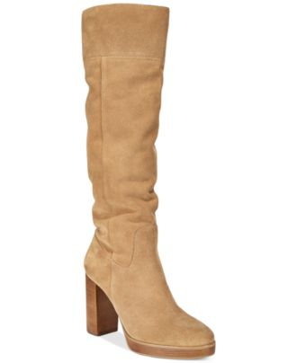 MICHAEL Michael Kors Regina Platform Boots