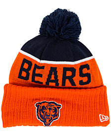 New Era Chicago Bears Classic Sport Knit Hat