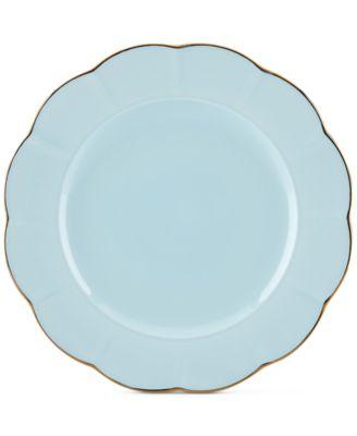 Dinnerware Ironstone Shades of Blue Dinner Plate