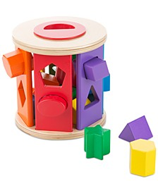 Kids' Drum Shape Sorter