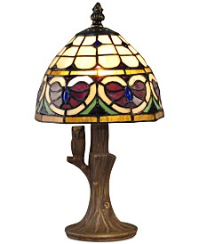 Dale Tiffany Valentine Accent Table Lamp