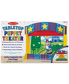 Kids' Tabletop Puppet Theater
