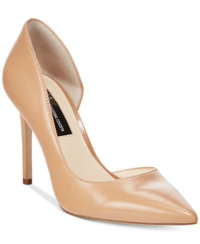 INC International Concepts Women's Kenjay d'Orsay Pumps, Created for Macy's