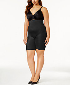 SPANX Women's  Plus-Size High-Waisted Tummy-Control Shaper 394P