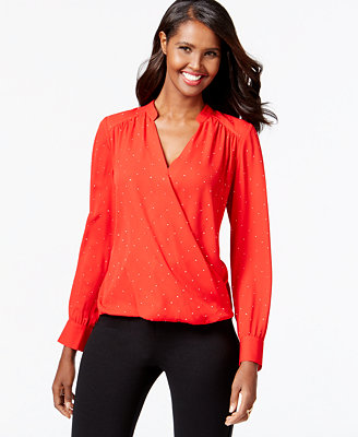 Macys Womens Tops And Blouses 35