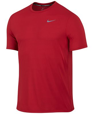 Nike Men 39 S Contour Dri Fit Running Shirt T Shirts Men