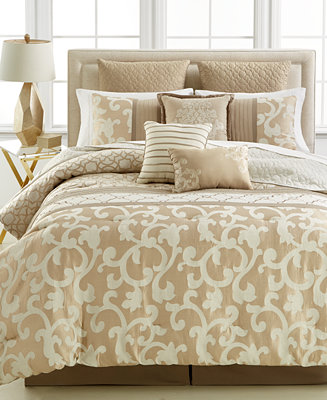 Closeout Parkview 10 Pc Comforter Set Created For Macy