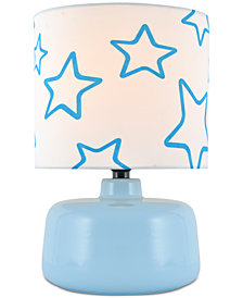 Lite Source Twinkle Ceramic Table Lamp