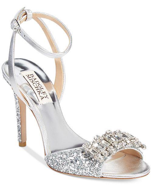 Badgley Mischka Amanda II  Evening Sandals