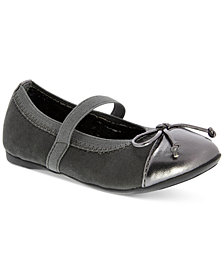Nina Toe Cap Ballet Flats, Little Girls