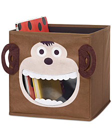 Whitmor Kids Monkey Collapsible Cube