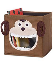 Whitmor Kids Monkey Collapsible Cube