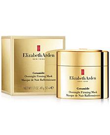 Elizabeth Arden Ceramide Overnight Firming Mask, 1.7 oz