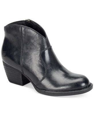 Born Michel Booties Boots Shoes Macy S
