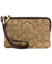 0de16cd8bbd9 Coach Wallets For Women  Shop Coach Wallets For Women - Macy s